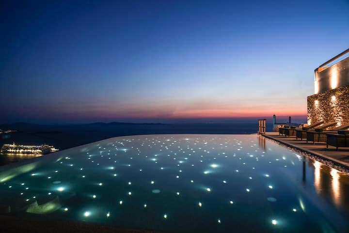 Cloud Nine Villa Mykonos