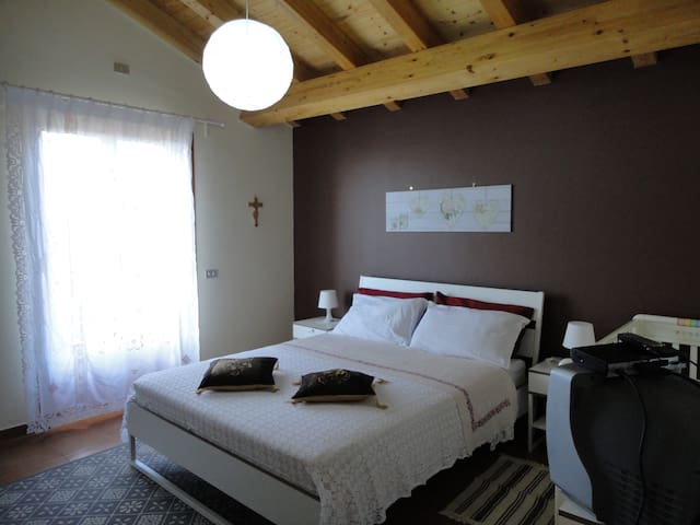 casa panoramica in collina - acireale - Departamento