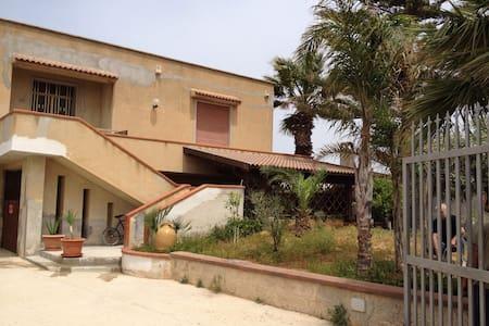 Appartamento in villa mare - Petrosino