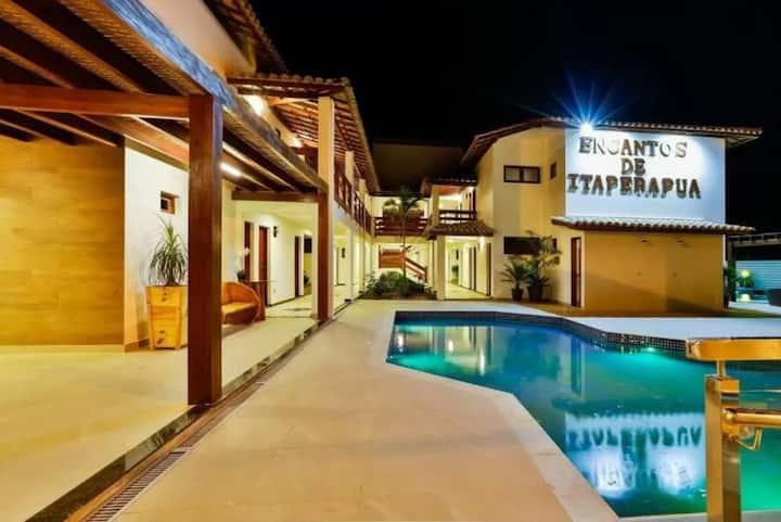 Encantos de Itaperapuã - Hotel Apart Service