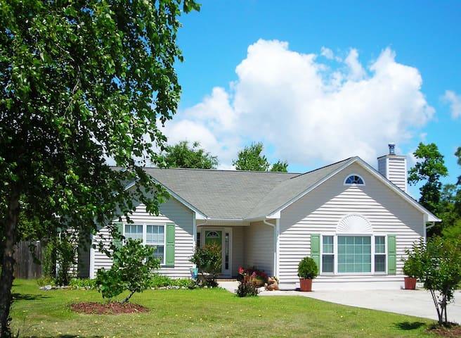La Casita in Swansboro - Swansboro - Huis