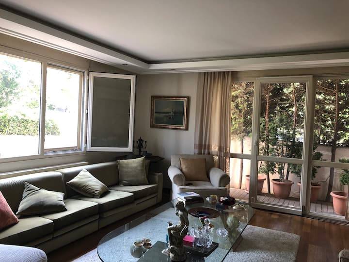 Cozy Room@The Heart of Istanbul W/Private Bathroom