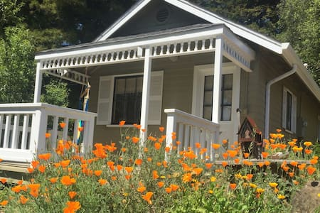 Getchell Cottage at Whale Run Ranch - キャビン