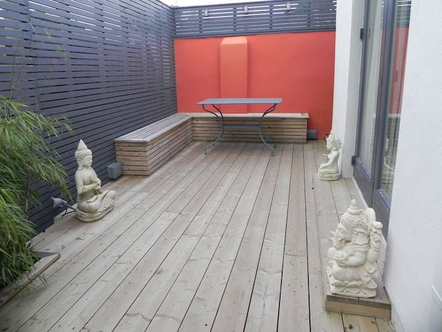 Spacious & Stylish 2 bed house - Dublin - Talo