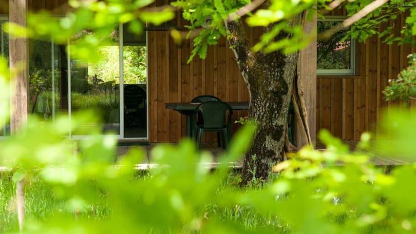 Maison d'Artiste au calme - Capbreton - Casa