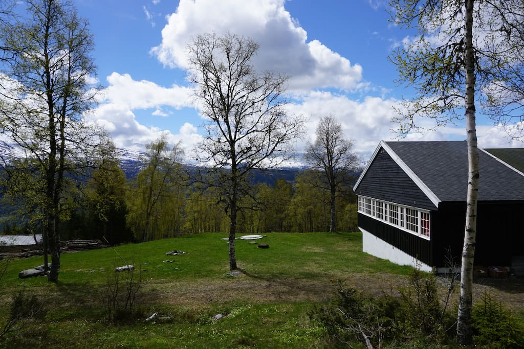 Welcome to Hjartdal Fjellstoge - summer