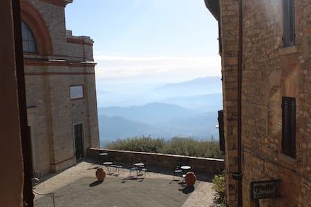 La casa di Maria Grazia - Monte Castello di Vibio - บ้าน