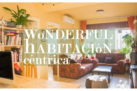 WONDERFUL HABITACIÓN  céntrica - Almería - Bed & Breakfast