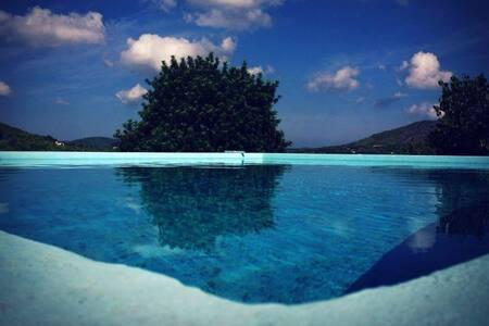 RoomA in Ibiza Country House w/Pool - Santa Eulària des Riu - Ev