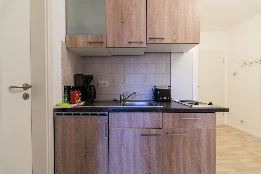 Mini Apartment am Ruhrtalradweg