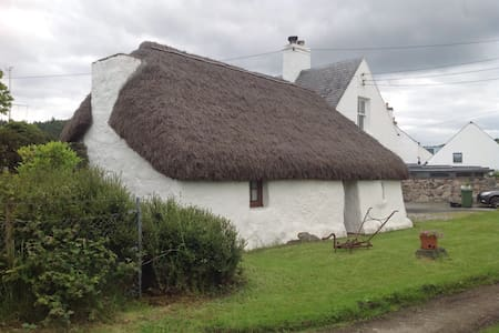 Plockton -  Unique Thatched Cottage