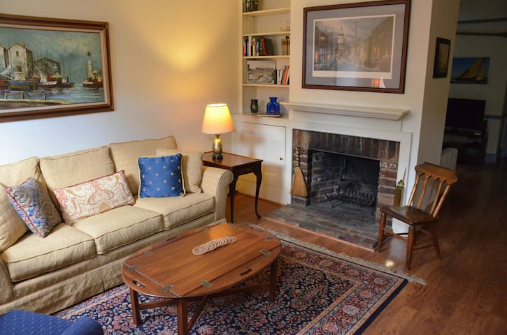 Historic Downtown Property - Annapolis - Casa