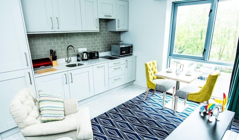 Standard One Bedroom Apartment, Montenotte Hotel