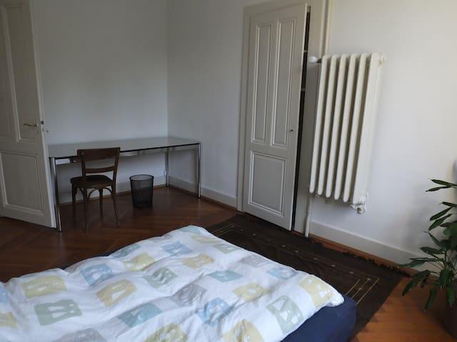 Une chambre dans un immeuble de XX - Vevey - Bed & Breakfast