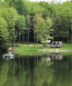Ellicottville Cabin Retreat