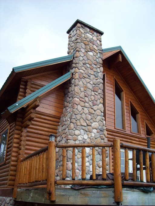Modern Mountain Cabin Sheridan Wy Cabins For Rent In
