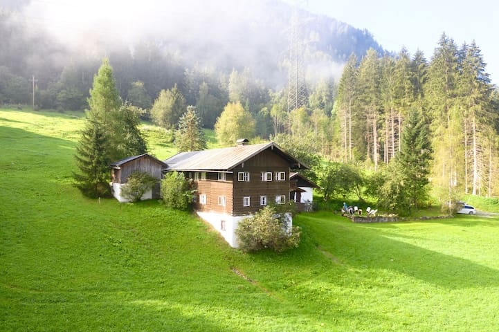 Holzhtte am Sonnberg - Htten zur Miete in Bramberg am