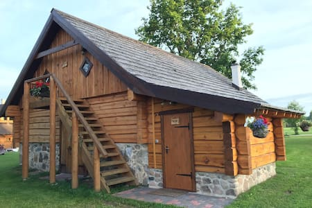 Setomaa Summer House (Sleeps 4, Full Amenities)