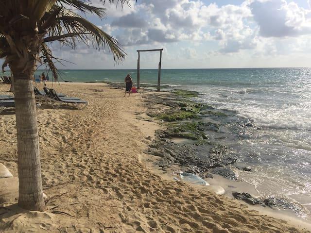 Great Location Near Beach & 5th AVE - Playa del Carmen - Leilighet