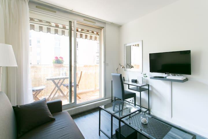 Charming Little Flat Montparnasse - Paris - Wohnung