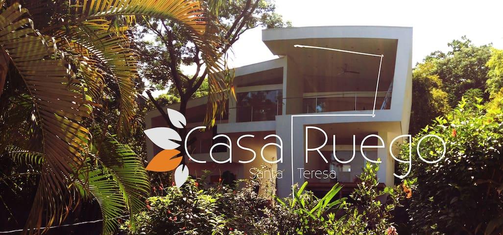 Casa Ruego jungle view - Santa Teresa Beach - Apartamento