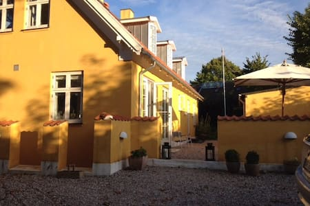 Outstanding home 25 km from CPH - Rungsted Kyst - Villa