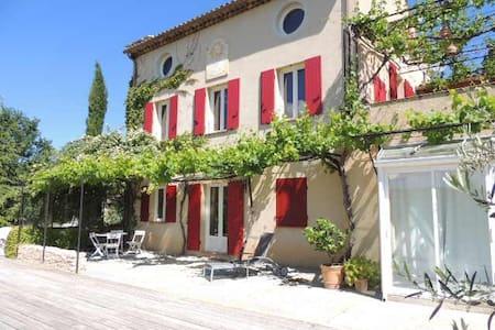 Oasis de calme en haute provence - Mallefougasse-Augès