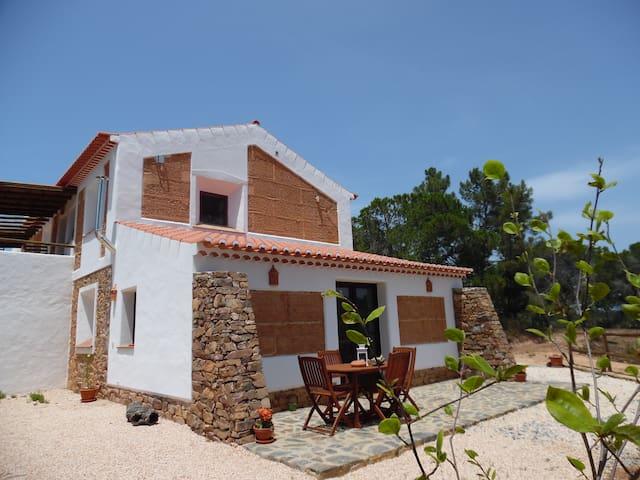 CASA DA PEDRA T2 - Casa de Campo no SW Alentejo - S.Teotónio - Casa de campo