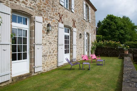 Suite familiale au Logis du Bourg - Le Tablier - Bed & Breakfast