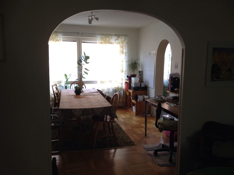 First living room