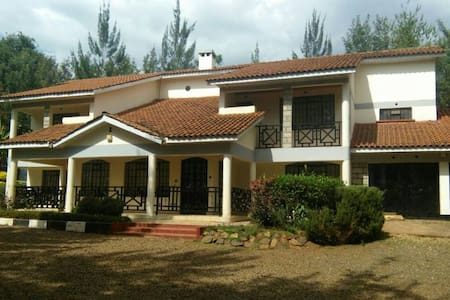 5 Bed Secure Private Residence in Kitale