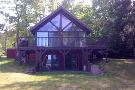 Cozy home on Winnisquam Lake! - Sanbornton - Дом