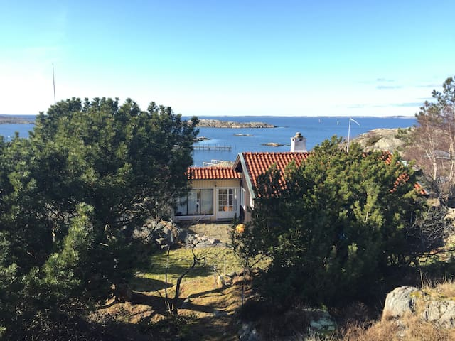 Newly renovated cottage on Brännö