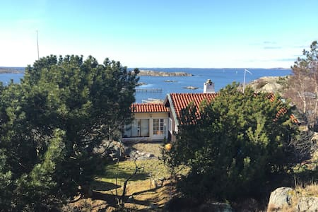 Newly renovated cottage on Brännö - Göteborg