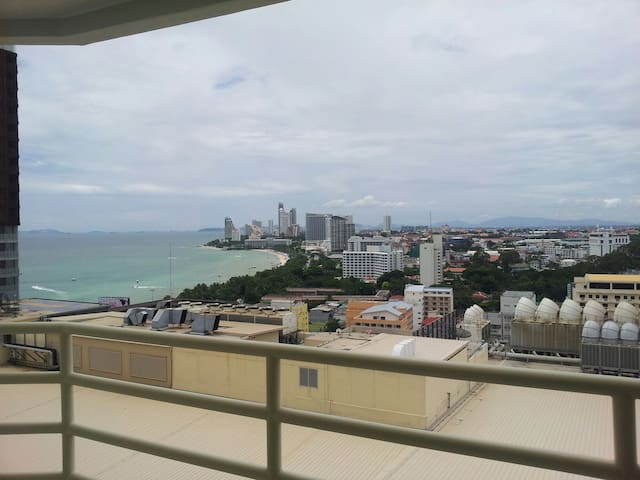 Viewtalay 6 condo Center Pattaya - Muang Pattaya, Chang Wat Chon Buri, TH - อพาร์ทเมนท์