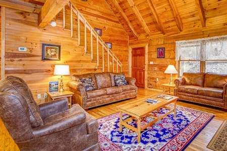 A Dream Come True- Great Location! - Gatlinburg