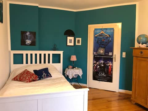 Ruhiges Zimmer für 2 Personen
