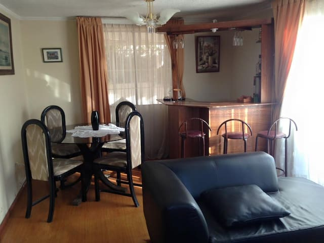 Habitación matrimonial disponible - Quilpué - Haus