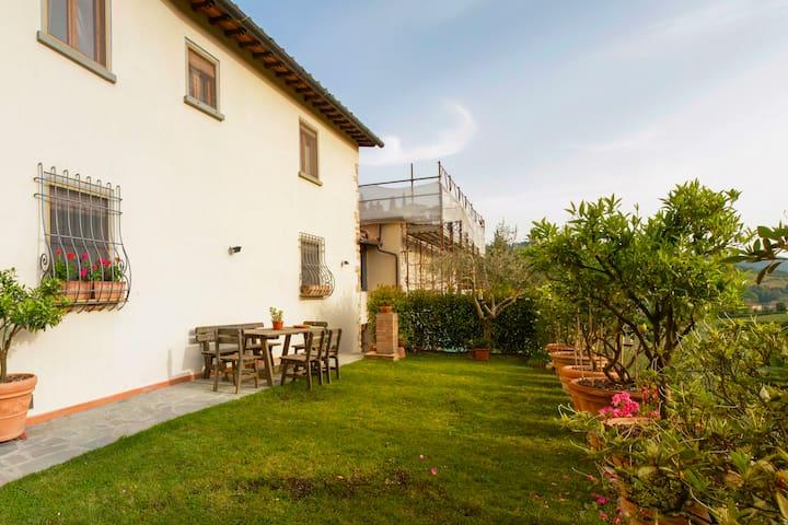Beautiful house near florence - Le Falle