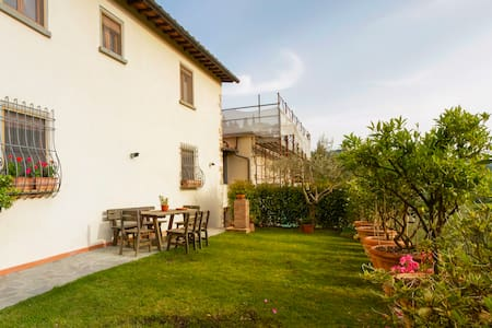 Beautiful house near florence - Le Falle