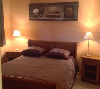 Accès privé 2 chambres confortables - La Chapelle de guinchay