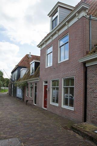 Beautiful mansion near Amsterdam and Volendam
