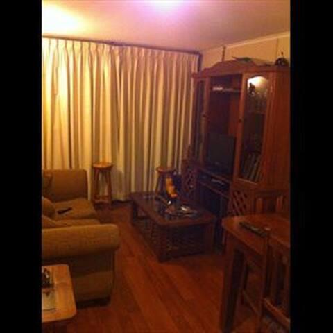 lugar muy tranquilo y central. - Santiago - Appartement en résidence