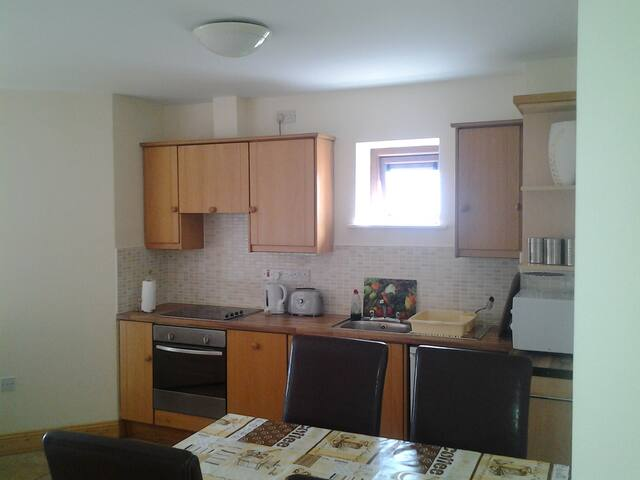 Modern Appartment in Town Centre - Belmullet - Appartement