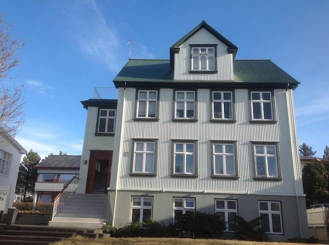 UX Boutique - Apartment Center of Reykjavik