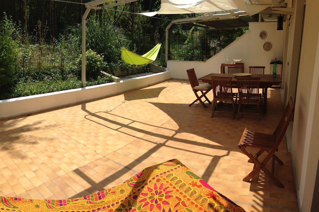 terrazza al sole