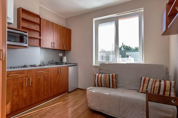 Útulný byt v klidné lokalitě