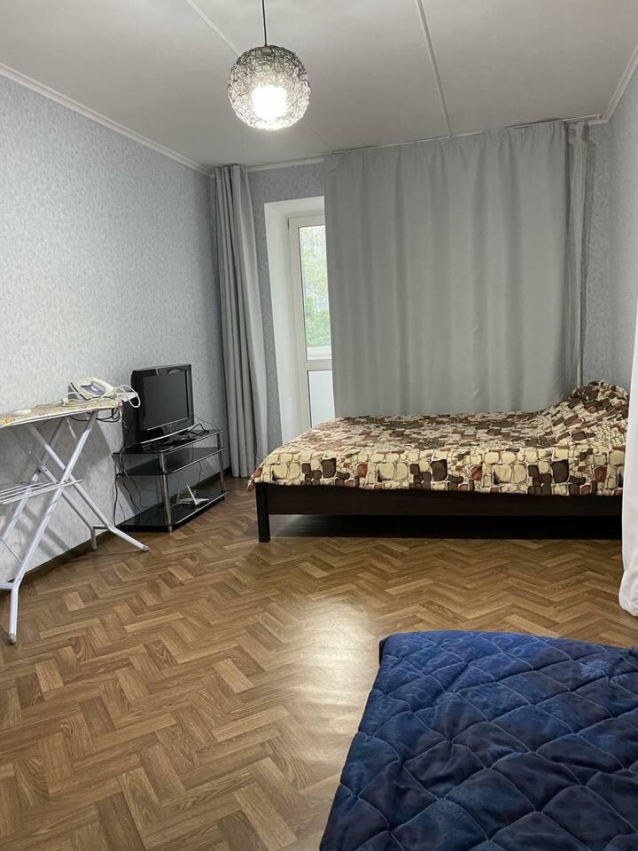 Сдам однокомнатную квартиру в Парке возле моря