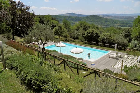 Apartment in a country estate - Fiorenzuola di Focara - Appartement