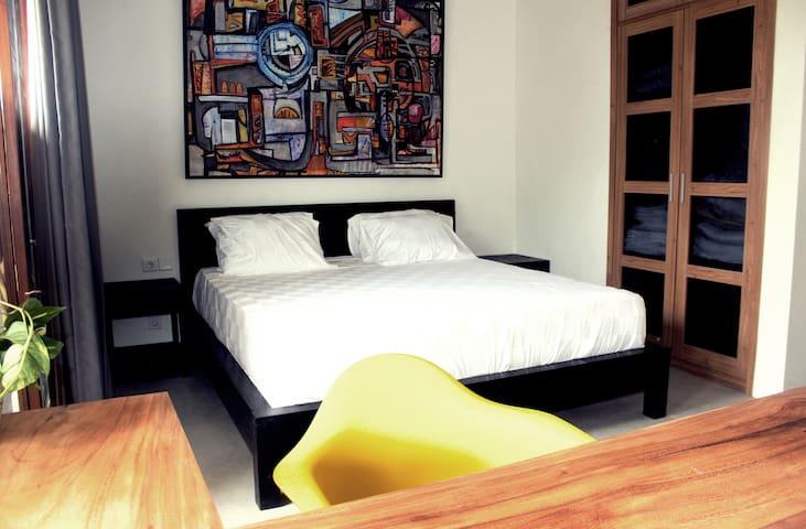 private cozy bedroom 2...